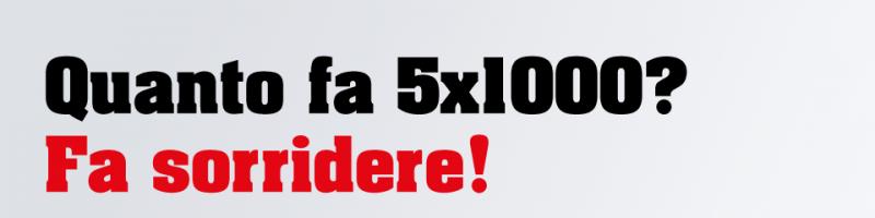 5 x 1000 Vip Clown Vallesina